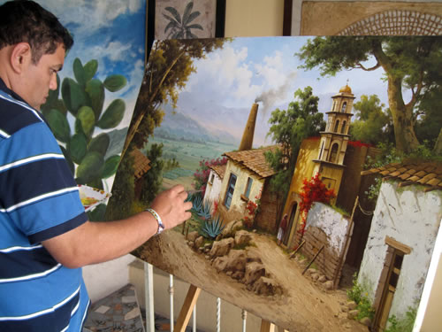 Wonderful Amazing Art Paintings